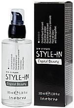 Parfüm, Parfüméria, kozmetikum Fluid a haj fényességéhez - Inebrya Style-In Crystal Beauty