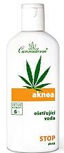 Parfüm, Parfüméria, kozmetikum Tisztító tonik mindennapos használatra pattanásos bőrre - Cannaderm Aknea
