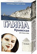 """Parfüm, Parfüméria, kozmetikum Agyag arcra és testre """"Krím-félsziget"""", fehér - Fito Kozmetikum"""