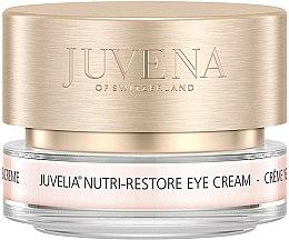 Parfüm, Parfüméria, kozmetikum Tápláló fiatalító szemkörnyékápoló krém - Juvena Juvelia Nutri Restore Eye Cream