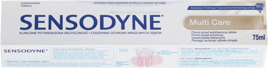 Fogkrém - Sensodyne Multi Care Toothpaste