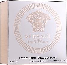 Parfüm, Parfüméria, kozmetikum Versace Eros Pour Femme - Dezodor