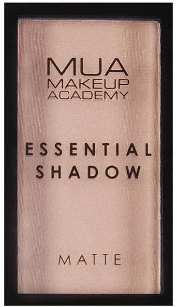 Szemhéjfesték - MUA Essential Shadow Matte (Mushroom)