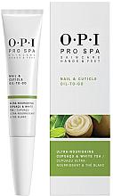 Parfüm, Parfüméria, kozmetikum Köröm- és kutikulaolaj - O.P.I. ProSpa Nail & Cuticle Oil To Go