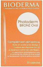 Parfüm, Parfüméria, kozmetikum Étrend-kiegészítő vitamin tökéletes barnulás - Bioderma Photoderm Bronz Oral Capsule