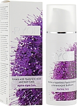 Parfüm, Parfüméria, kozmetikum Krém hialuronsavval és őssejtekkel - Ryor Cream With Hyaluronic Acid And Stem Cells