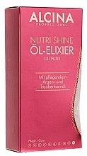 Parfüm, Parfüméria, kozmetikum Tápláló elixír hajra - Alcina Nutri Shine Oil Elixir