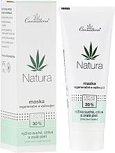 Parfüm, Parfüméria, kozmetikum Regeneráló és tápláló maszk - Cannaderm Natura