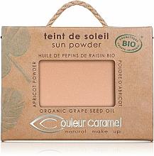 Parfüm, Parfüméria, kozmetikum Napvédő kompakt púder - Couleur Caramel Sun Powder