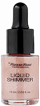 Parfüm, Parfüméria, kozmetikum Arc és testcsillám - Pierre Rene Liquid Shimmer