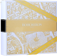 Parfüm, Parfüméria, kozmetikum Boucheron Pour Femme - Szett (edp/50ml + b/lot/100ml)