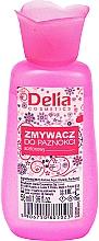 Parfüm, Parfüméria, kozmetikum Körömlakklemosó - Delia No1 Nail Polish Remover