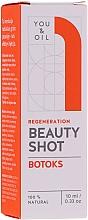 Parfüm, Parfüméria, kozmetikum Arcszérum - You & Oil Beauty Shot Botoks Oil / Regeneration Face Serum