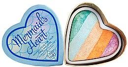 Parfüm, Parfüméria, kozmetikum Highlighter arcra és szemre - I Heart Revolution Mermaid's Heart Highlighter