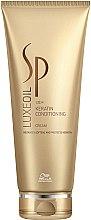 Parfüm, Parfüméria, kozmetikum Krém kondicionáló keratin helyreállítás - Wella SP Luxe Oil Keratin Conditioning Cream