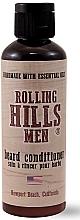 Parfüm, Parfüméria, kozmetikum Kondicionáló szakállra - Rolling Hills Men Beard Conditioner