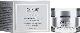 Parfüm, Parfüméria, kozmetikum Hidratáló arckrém - Sostar EstelSkin Moisturizing Day Cream