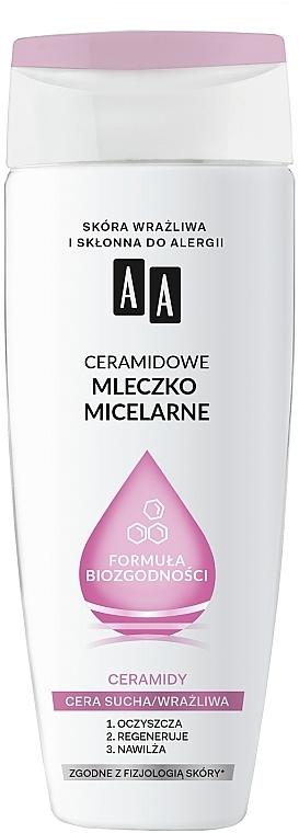 Micellás tisztítótej ceramidokkal - AA Biocompatibility Formula