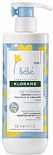 Parfüm, Parfüméria, kozmetikum Testápoló lotion, hidratáló - Klorane Baby Moisturizing Lotion