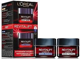 Parfüm, Parfüméria, kozmetikum Szett - L'Oreal Paris Revitalift Laser X3 (f/cr/50ml + f/cr/50ml)