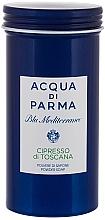 Parfüm, Parfüméria, kozmetikum Acqua di Parma Blu Mediterraneo-Cipresso di Toscana - Púder szappan