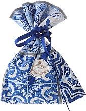 Parfüm, Parfüméria, kozmetikum Aromazsák, kék-fehér - Essencias De Portugal Tradition Charm Air Freshener