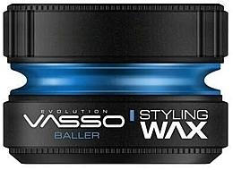 Parfüm, Parfüméria, kozmetikum Hajformázó wax - Vasso Professional Hair Styling Wax Baller