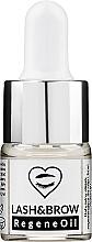 Parfüm, Parfüméria, kozmetikum Szemöldök és szempilla olaj - Lash Brow RegeneOil
