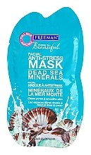 Parfüm, Parfüméria, kozmetikum Antistressz arcmaszk - Freeman Feeling Beautiful Dead Sea Minerals Anti-Stress Mask (mini)