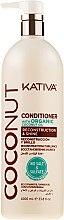 Parfüm, Parfüméria, kozmetikum Hajkondicionáló - Kativa Coconut Conditioner