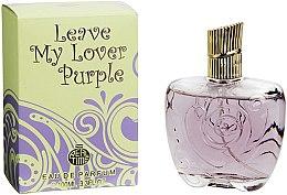 Parfüm, Parfüméria, kozmetikum Real Time Leave My Lover Purple - Eau De Parfum