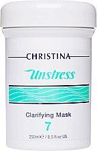 Parfüm, Parfüméria, kozmetikum Tisztító arcmaszk 7.lépés - Christina Unstress Step 7 Clarifying Mask