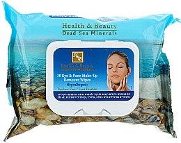 Parfüm, Parfüméria, kozmetikum Sminkeltávolító kendők arcról és szemkörnyékről - Health and Beauty