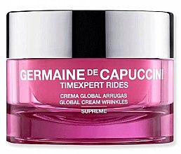 Parfüm, Parfüméria, kozmetikum Ránctalanító krém - Germaine de Capuccini TimExpert Rides Supreme Global Cream Wrinkles