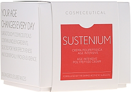 Parfüm, Parfüméria, kozmetikum Intenzív polipeptid arckrém - Surgic Touch Sustenium Age Intensive Polypeptide Cream
