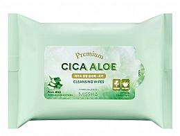 Parfüm, Parfüméria, kozmetikum Tisztító törlőkendő - Premium Cica Aloe Cleansing Wipes