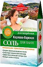 "Parfüm, Parfüméria, kozmetikum Fürdősó fogyáshoz ""Karlovy Vary-i"" - Fito Kozmetikum"