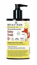 Parfüm, Parfüméria, kozmetikum Folyékony gyerek szappan hammamelis víz alapon - Botavikos Herbal Mom & Baby Care Baby Soap