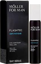 Parfüm, Parfüméria, kozmetikum Szemkörnyékápoló krém - Anne Moller Pour Homme Eye Contour Roll-On