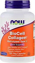 Parfüm, Parfüméria, kozmetikum Étrend-kiegészítő kollagén kapszula - Now Foods BioCell Collagen Hydrolyzed Type II