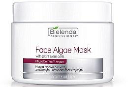 Parfüm, Parfüméria, kozmetikum Őssejt alginát arcmaszk - Bielenda Professional Face Algae Mask