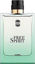 Parfüm, Parfüméria, kozmetikum Ajmal Free Spirit - Eau De Parfum