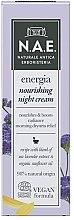 Parfüm, Parfüméria, kozmetikum Éjszakai arckrém - N.A.E. Energia Nourishing Night Cream