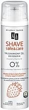 Parfüm, Parfüméria, kozmetikum Borotválkozó gél eper kivonattal - AA Shave Safe & Care Strawberry Shaving Gel