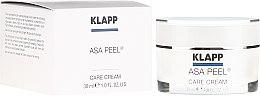 Parfüm, Parfüméria, kozmetikum Krém-peeling arcra - Klapp ASA Peel Cream ASA