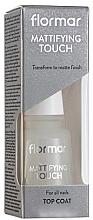 Parfüm, Parfüméria, kozmetikum Matt fedőlakk - Flormar Matifying Touch