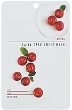 Parfüm, Parfüméria, kozmetikum Tápláló arcmaszk alma kivonattal - Eunyu Daily Care Sheet Mask Shea Apple