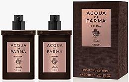 Parfüm, Parfüméria, kozmetikum Acqua di Parma Colonia Ambra Travel Spray Refills - Kölni