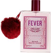 Parfüm, Parfüméria, kozmetikum Chic&Love Fever - Eau De Toilette