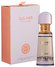 Parfüm, Parfüméria, kozmetikum Armaf Tag Her Non Alcoholic Perfume Oil - Parfümolaj